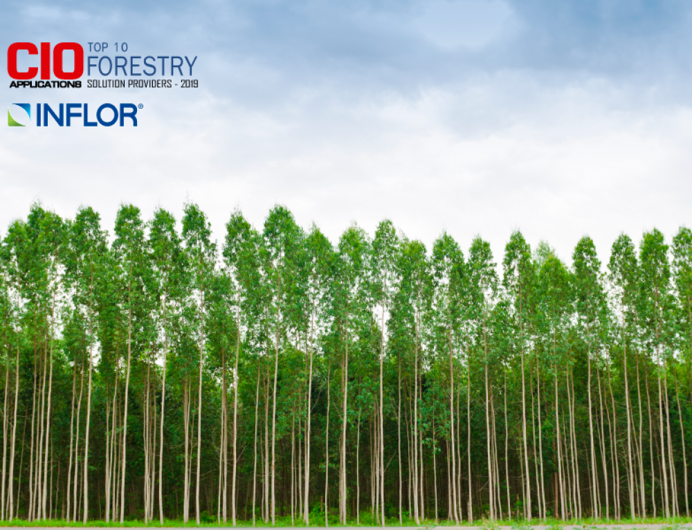 INFLOR is Top 10 Forestry Solution Providers